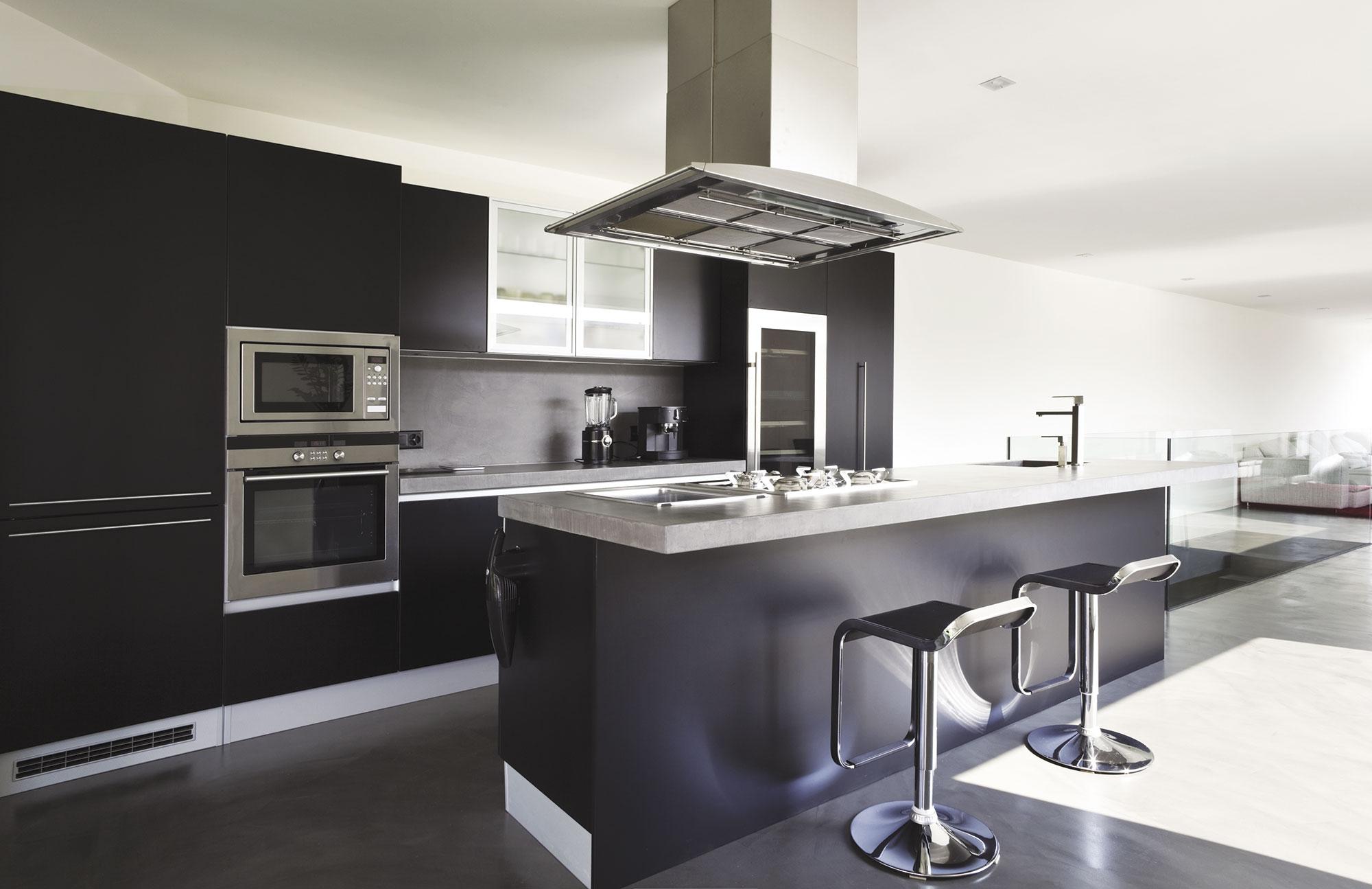 comarruga | reforma cocina - muebles cocina